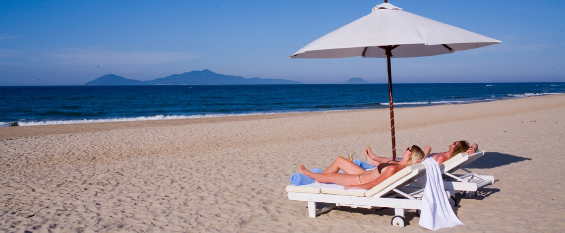 Hoian Beach Vacation